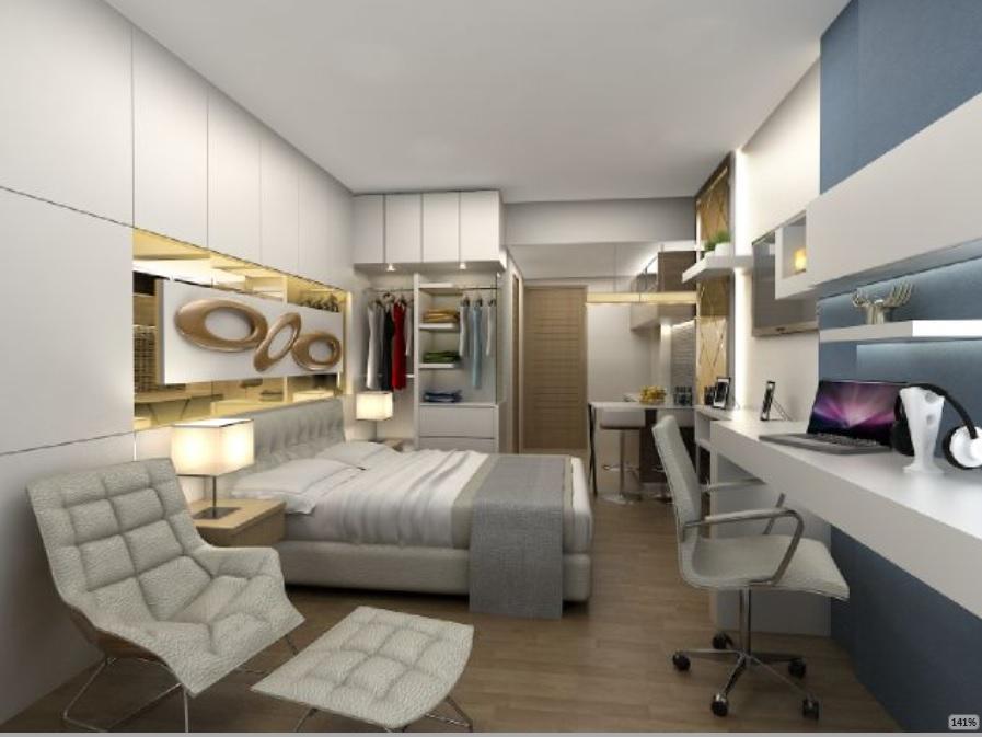 Show Unit type 1 Bedroom