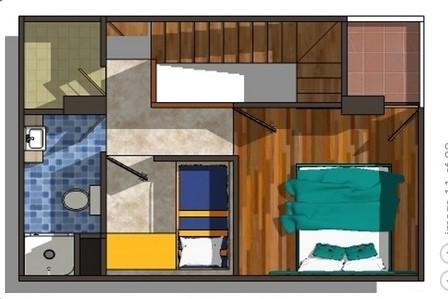 Typical Loft 1st Floor