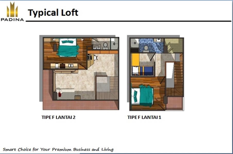 Typical Loft Padina