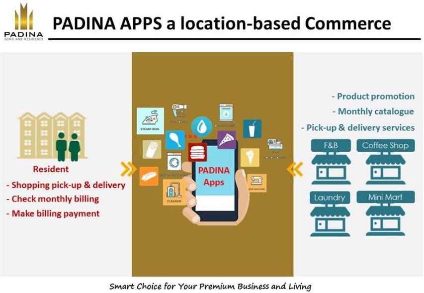 Padina Apps