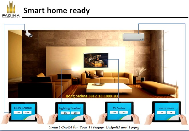 Smart Home Ready Padina